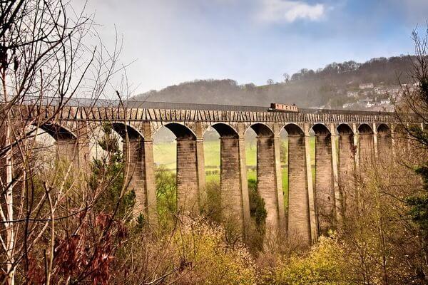 Акведуки мира - Акведук Понткисиллте в Великобритании
