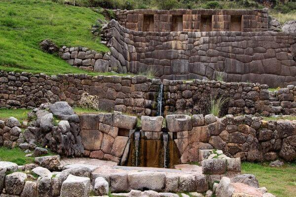Акведуки мира - Акведуки инков Тамбомачай в Перу