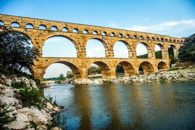 Самые известные акведуки мира