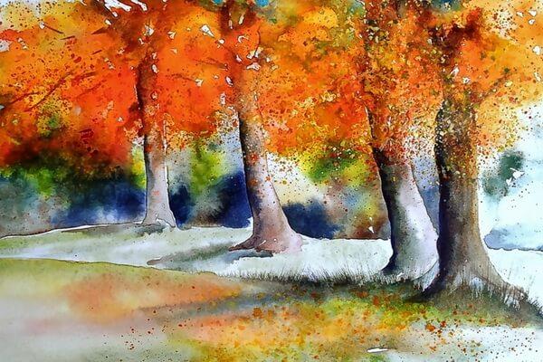 Список идей, чем заняться осенью