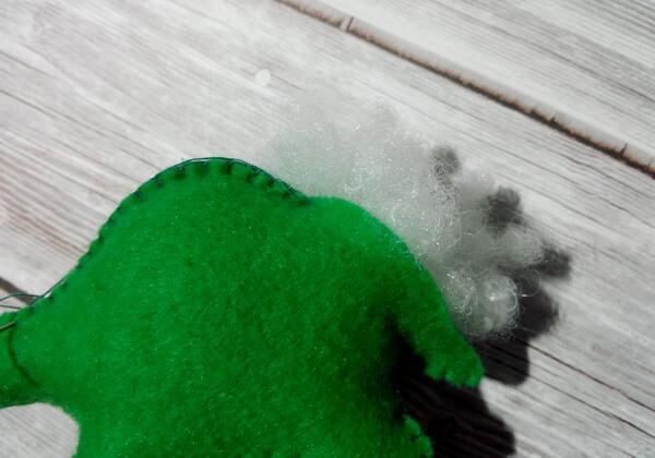 Игольница из фетра своими руками пошагово - шаг 11