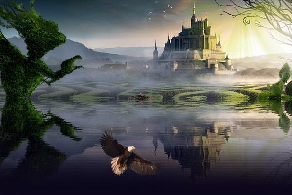 Фантастические миры популярных циклов книг