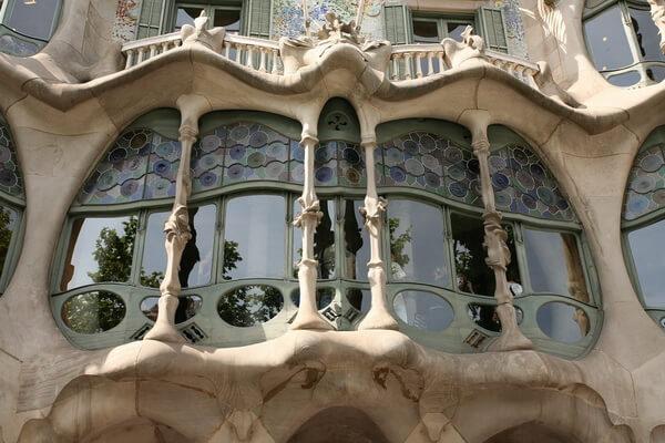 Декор из Барселоны - Не бойтесь разрушать стереотипы