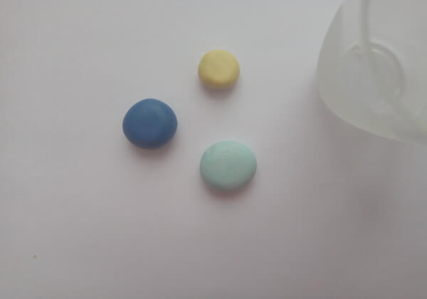 Как сделать декор бокалов из полимерной глины - шаг 9