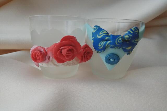Декор бокалов полимерной глиной - пошаговый мастер-класс