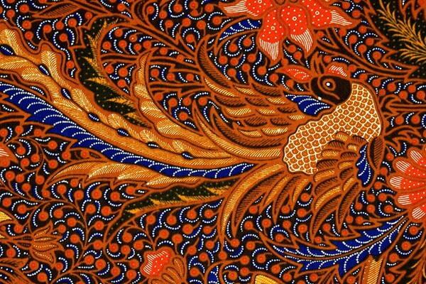 Индонезийский дизайн и декор - Батик