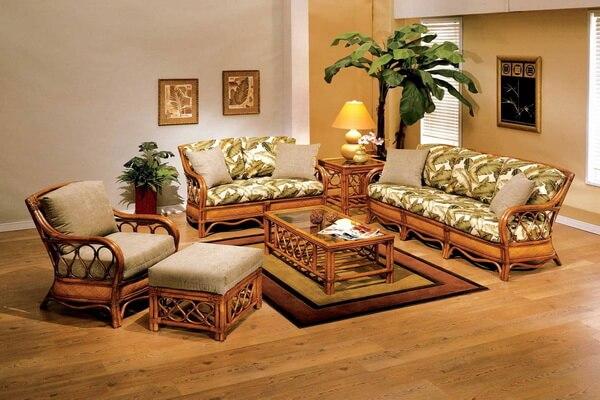 Индонезийский дизайн и декор - Земляные оттенки в интерьере