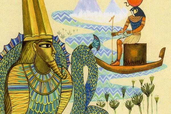 Вода в мифологии Древнего Египта
