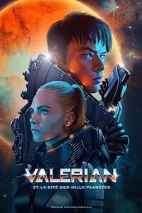 Фантастика о космических приключениях - «Валериан и город Тысячи Планет», Кристи Голден (2017)