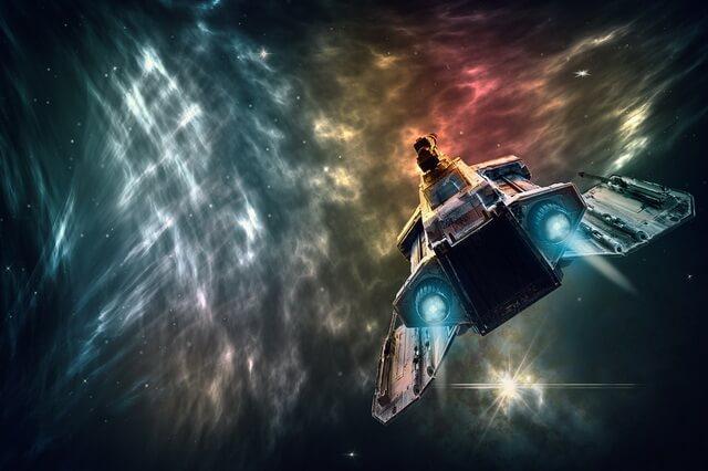 Фантастика про космические приключения - 10 лучших книг