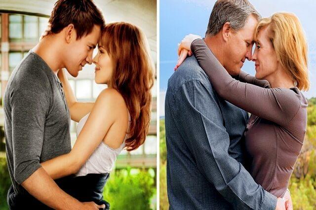 Фильм «Клятва» (2012) - романтическая мелодрама на основе реальной истории любви