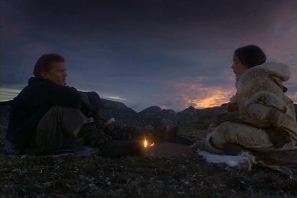 Места киносъёмок фильма «Потерянный в снегах» («Идущий по снегу»)