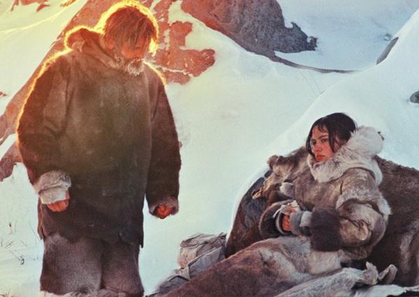 Рецензия на фильм «Идущий по снегу» 2003 г.