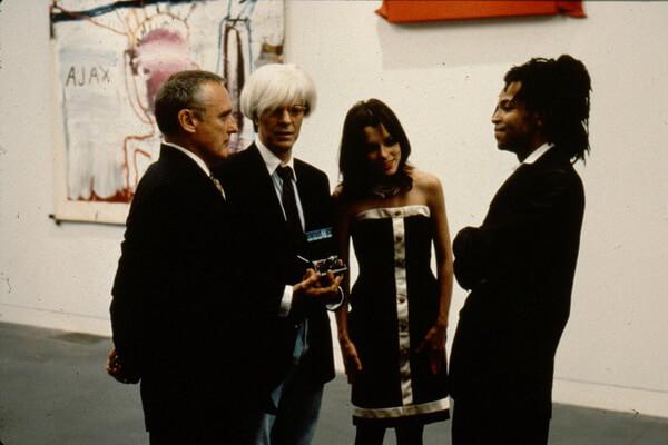 Список лучших фильмов про художников - Баския (1996)