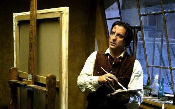 Список лучших фильмов про художников - Модильяни (2004)