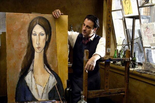 Лучшие фильмы про художников - Модильяни (2004)