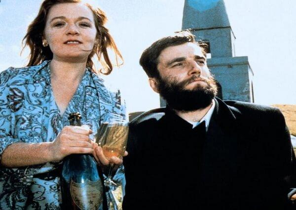 Список лучших фильмов про художников - Моя левая нога (1989)