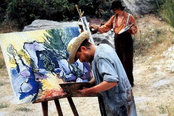 Лучшие фильмы про художников - Винсент и Тео (1990)