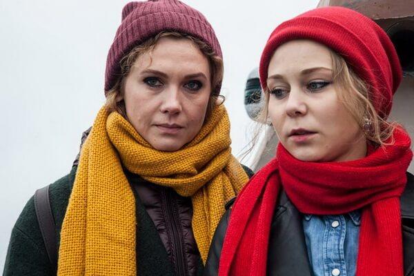 «Северное сияние» - первый фильм про писательницу детективов Агату Север