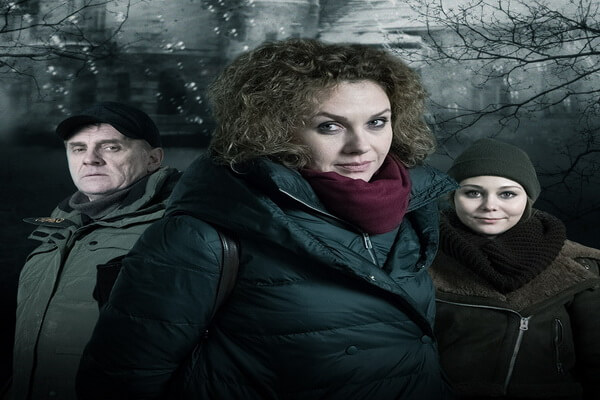 Фильмы про Агату Север по порядку - Северное сияние (№1)