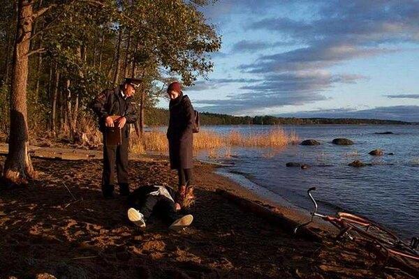 «Шорох крыльев» – третий по порядку фильм про писательницу Агату Север