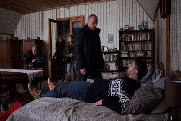 Все фильмы про Агату Север по порядку - Фильм четвёртый - Следы смерти