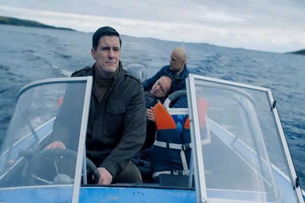 Сериал «Северное сияние» - Фильм 9 - «Тайна огненных рун»