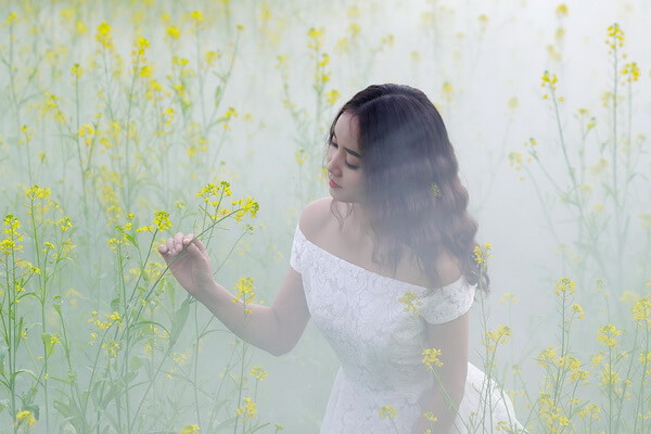 Фотосессия в тумане - особенности фотосъёмки