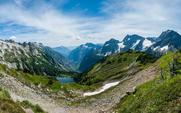 Красивые фотографии гор