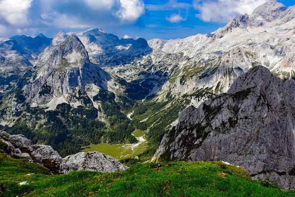 Чарующая красота гор