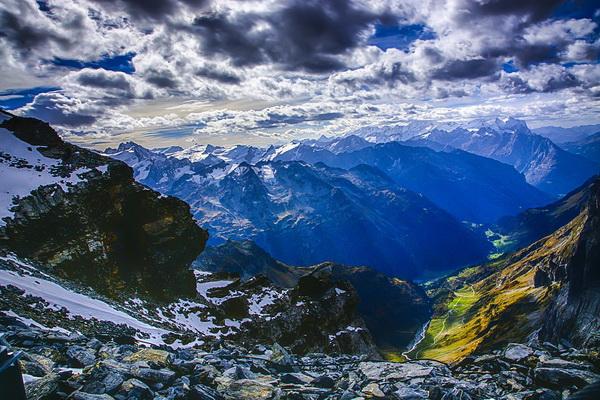 Красивые фото гор