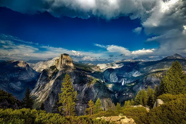 Источники вдохновения - Красивые фотографии гор