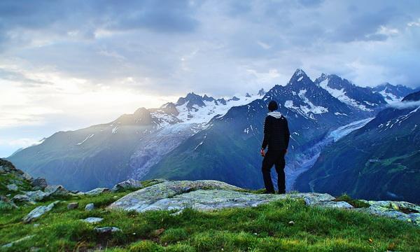 Путешествие в горы как источник вдохновения