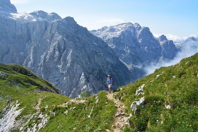 Горы - лучший источник вдохновения для путешественников