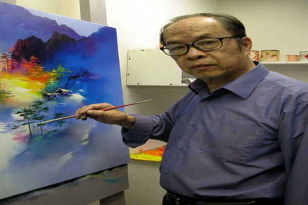 Биография и история успеха художника Хонг Леунг (Hong Leung) из Китая