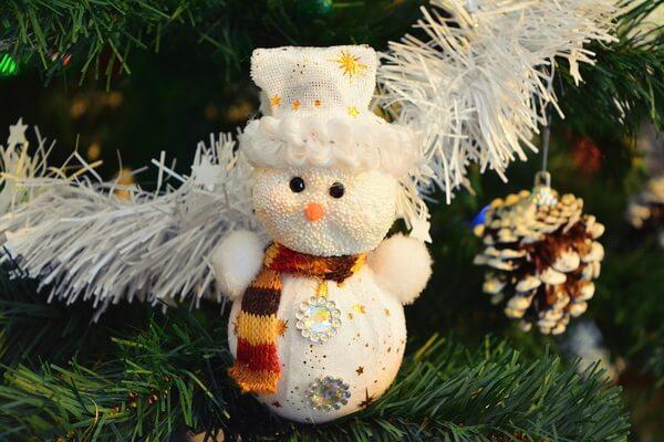 Идеи для новогоднего декора ёлки своими руками - Оригинальные ёлочные шары - фото 9