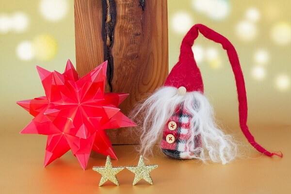 Идеи для декора новогоднего стола - фото 6