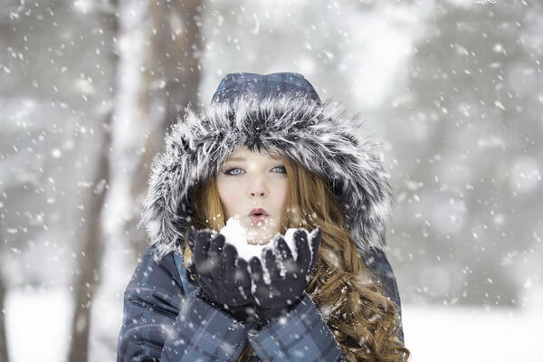 Лучшие идеи для зимней фотосессии в лесу