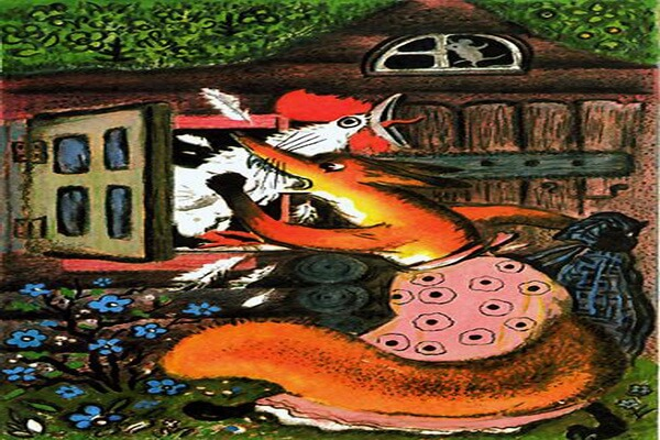 Иллюстрации к сказкам художника Юрия Васнецова