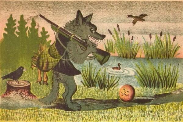 Иллюстрации Юрия Васнецова к сказкам и их отличительные особенности