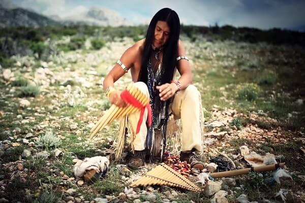 Загадка индейской музыки