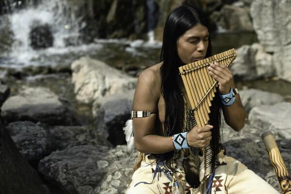 Особенности индейской этнической музыки