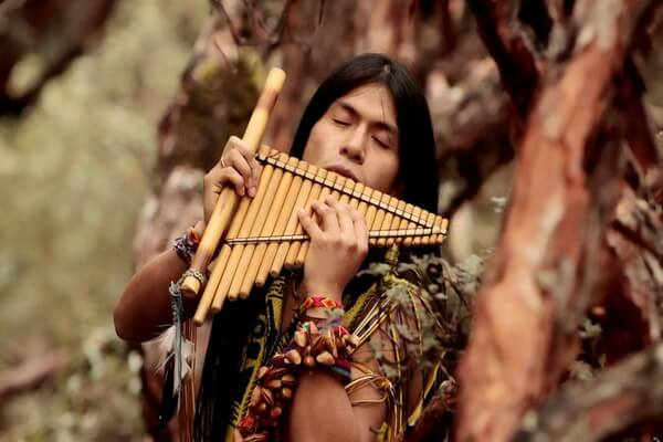 Национальные инструменты индейцев