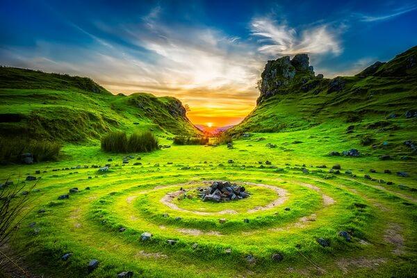 Легенды шотландского острова Скай