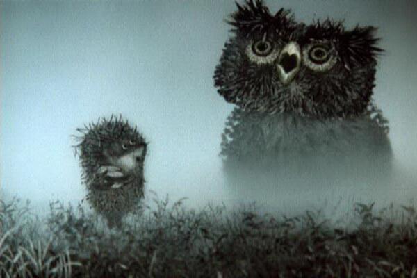 Мультфильм про ёжика в тумане - история создания