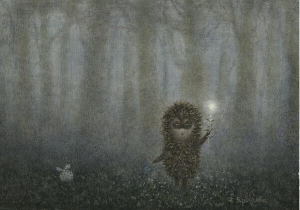Философский смысл мультфильма «Ёжик в тумане»