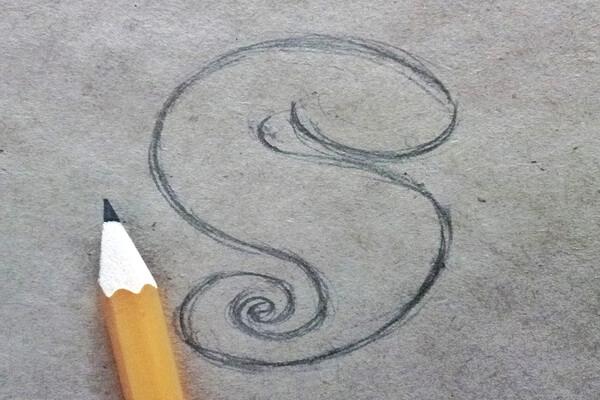 Как нарисовать морского конька поэтапно - шаг 2