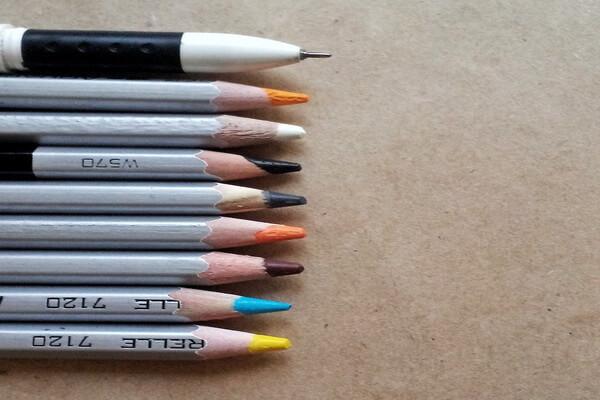 Как нарисовать тукана - урок рисования карандашами