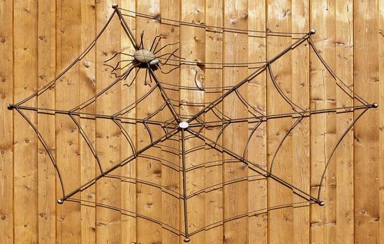 Тематический декор на Хэллоуин своими руками