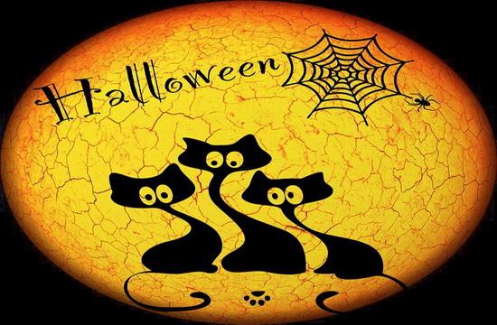 Идеи декора на Хэллоуин своими руками